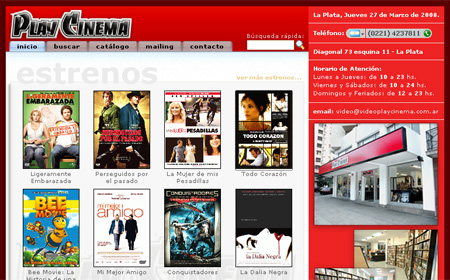 Video Play Cinema